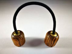 Begleri Worry Beads Bocote and Brass Skill Toy by TGPBegleri