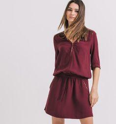 Sukienka+z+krepy