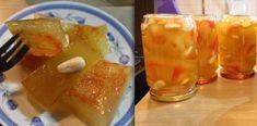 Γλυκό του κουταλιού καρπούζι για καλοκαίρι ή χειμώνα