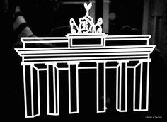 Brandenburger Tor -  U- Bahn Berlin