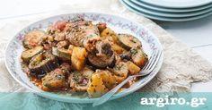 Μπουτάκια κοτόπουλο με λαχανικά από την Αργυρώ Μπαρμπαρίγου | Συμπυκνωμένη απίστευτη νοστιμιά σπιτικού φαγητού με ελάχιστα λιπαρά και πλούσια γεύση.