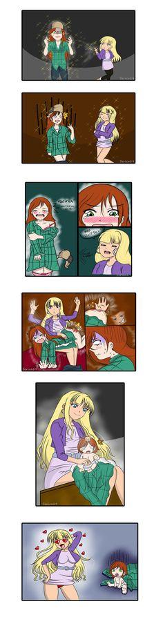 Gravity Falls Characters, Gravity Falls Fan Art, Gravity Falls Comics, Age Regression Story, Female Samurai, Dragon Comic, Tg Tf, Baby Art, Dragon Age