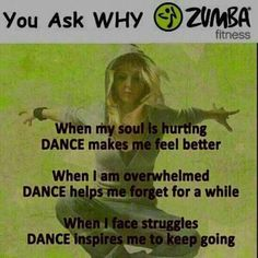 This is why we LOVE Zumba Fitness!