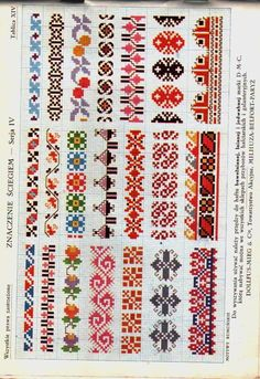 ru cross stitch borders -- would make beautiful headband/earwarmers! Cross Stitch Bookmarks, Beaded Cross Stitch, Cross Stitch Borders, Cross Stitch Flowers, Cross Stitch Charts, Cross Stitch Designs, Cross Stitching, Cross Stitch Patterns, Blackwork Embroidery