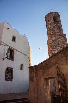 Le magnifique village de Castelsardo en Sardaigne