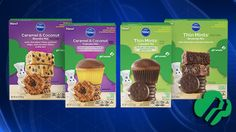 Official Girl Scout Cookie Baking Mixes Are A Reality