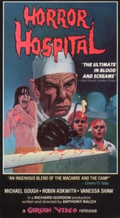 Gorgon/MPI VHS Covers