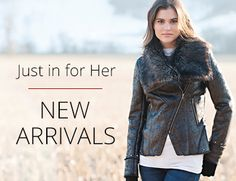 Shop for new arrivals and new latest looks at wilsons leather online store and also have fresh discounts with Wilsons Leather Coupons online codes.