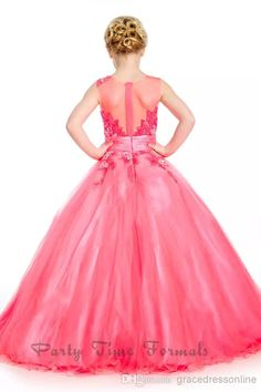 I found some amazing stuff, open it to learn more! Don't wait:https://m.dhgate.com/product/girl-s-pageant-dresses-2014-jewel-pink-tulle/181991880.html