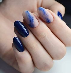 Everyone hopes that their beloved gel nail designs can be kept for a long time. In fact, whether or not there is no effect of gel nail maintenance, Recommend to re do manicure after three weeks. Are these Pretty & Easy Gel Nail Designs to Copy in 2019 Almond Gel Nails, Almond Nails Designs, Gel Nail Designs, Spring Nail Art, Nail Designs Spring, Spring Nails, Summer Nails, Spring Design, Short Oval Nails