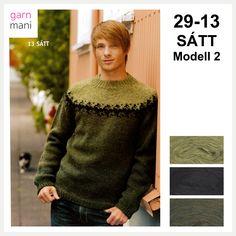 no - Spesialist på islandsk ull Men Sweater, Turtle Neck, Sweaters, Black, Fashion, Threading, Scale Model, Moda, Black People