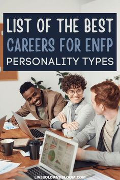 If you're an ENFP, what are the best, most satisfying careers for your personality type?At roughly 7% of the population, ENFPs have a way of standing out (in a good way). And while they love building new connections, they need more alone time than most other extraverts. #psychology #behavior #mentalhealth #mindfulness #personalgrowth Work Life Balance Quotes, Administrative Jobs, Self Esteem Activities, Enfp Personality, Passion Quotes, Building Self Esteem, Self Esteem Quotes, Feeling Depressed, Best Careers