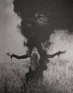 Arte Horror, Horror Art, Dark Witch, Witch Aesthetic, Creepy Art, Dark Photography, Dark Fantasy Art, Oeuvre D'art, Gothic