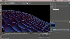 Cell Landscape Tutorial by Prism Post. This Cinema 4D tutorial uses some basic modeling, cloners, and bend deformers to create a landscape of cells that can be used repeatedly in medical animation.  The tutorial also touches on texturing with the bump channel and fresnel shaders as well as the environment object.