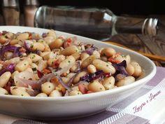 insalata di fagioli cannellini