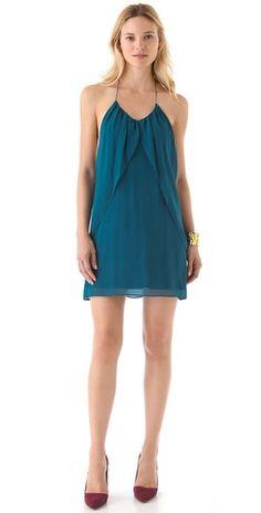 30% OFF alice + olivia Draped Panel Dress