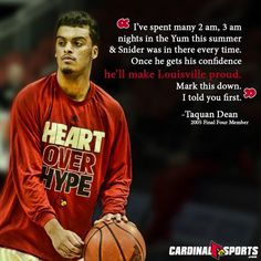 LOUISVILLE SNIDER made us proud! Cards win over #2 UVA