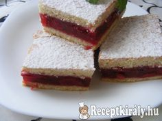 Cake Bars, Cheesecake, Food And Drink, Sweets, Recipes, Sweet Pastries, Goodies, Cheese Cakes, Cheesecakes