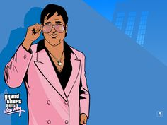 GTA Vice City Sonny