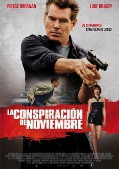 Spagna, The november man (USA, 2014)