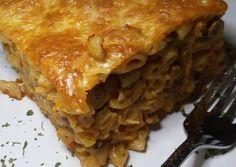 Gombás rakott tészta | Rrreni receptje - Cookpad receptek Penne, Lasagna, Ethnic Recipes, Food, Essen, Meals, Yemek, Pens, Lasagne
