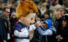 Maskot Euro 2016