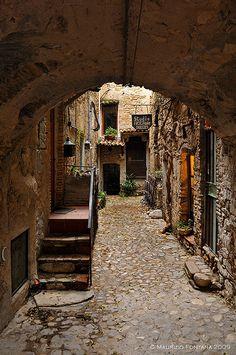 Artigianato, Bussana Vecchia, Liguria
