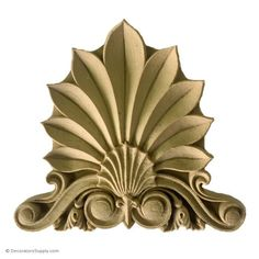 An acroterion or acroterium or akroteria is an architectural ornament placed on a flat base called the acroter or plinth, and mounted at the apex of the pediment of a building in the classical style. Decorative Corbels, Roman Era, Art Terms, Classic Architecture, Ceiling Medallions, Wood Carving, Vintage Decor, Woodworking, Statue