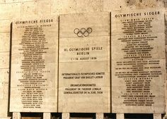 Berlin, Germany-1936 Olympic Stadium