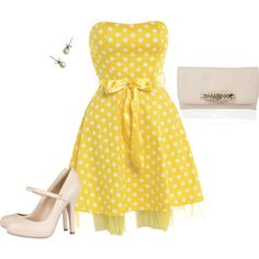 Sunshine, created by alanna-bowes on Polyvore