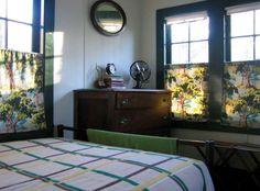 Summer Camp Cottage Bedroom