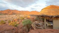 Mowani Mountain Camp -- Luxury Travel