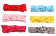 Xife® 6 Pieces Baby Girl Hair Hoops Children Cotton Headbands Hair Band XiFe http://www.amazon.com/dp/B00YJE83Z2/ref=cm_sw_r_pi_dp_nJUWvb0QQZDPR
