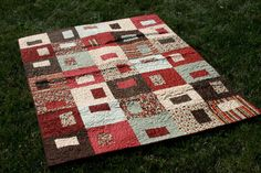 A Quilting Jewel: Christmas quilt