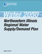 Chicago Metropolitan Agency for Planning\ Water 2050 Implementation