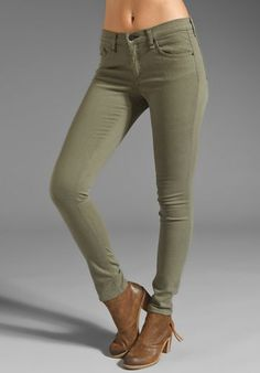 Love this color too: RAG & BONE/JEAN The Skinny in ...