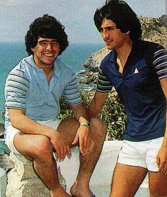 Maradona & Ramon Diaz