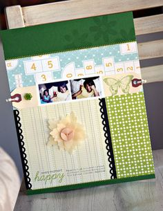 Yearbook kit lo's by Keisha at @studio_calico