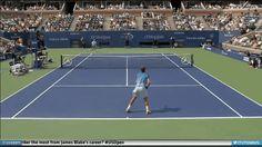 Rafael Nadal is a tennis wizard