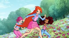 Open-air magical activities! | Winx Club