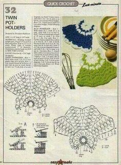 Small dress crochet pattern