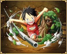 Monkey D. Luffy Mt. Corvo's Brothers 3, Cup of Sworn Brotherhood