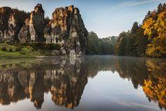 Externsteine, Germany