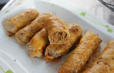 Mincir avec thermomix - Spécial régime DUKAN : Nems au poulet - DUKAN