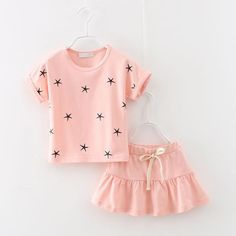 Print Star Clothing Sets