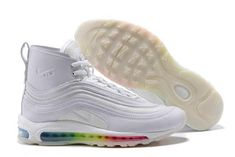0bf68b0b105b Riccardo Tisci x NikeLab Air Max 97 Mid RT White Colorful