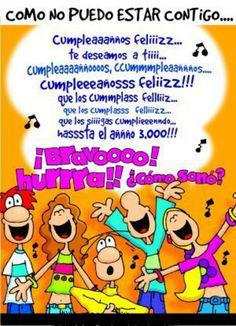 Happy Birthday!!! Teresa Restegui http://www.pinterest.com/teretegui/