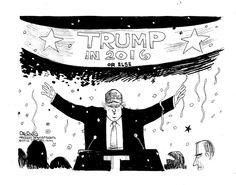 John Deering Editorial Cartoon, March 22, 2016 on GoComics.com