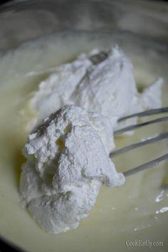 Πουτίγκα, ονειρεμένος συνδυασμός καρυδόπιτας με κρέμα ⋆ Cook Eat Up! Greek Sweets, Greek Desserts, Ice Cream, Food, Cakes, No Churn Ice Cream, Cake Makers, Icecream Craft, Essen