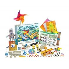 Thames and Kosmos Little Labs science kits